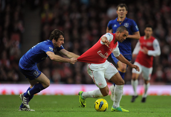 Everton v Arsenal